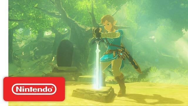 Mostradas las expansiones de The Legend of Zelda: Breath of the Wild