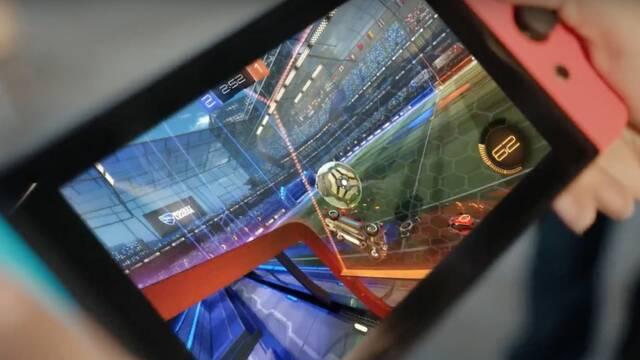 Rocket League llegará a Nintendo Switch