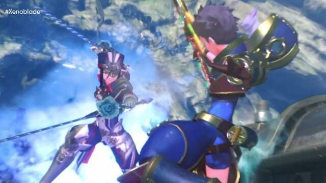 Xenoblade Chronicles 2 confirmado para 'invierno 2017'