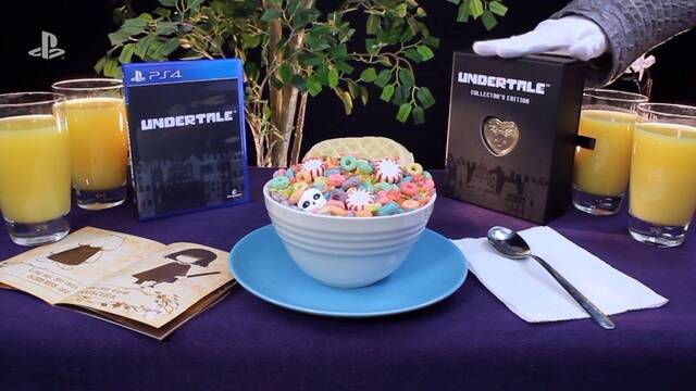 Undertale llegará a PlayStation 4
