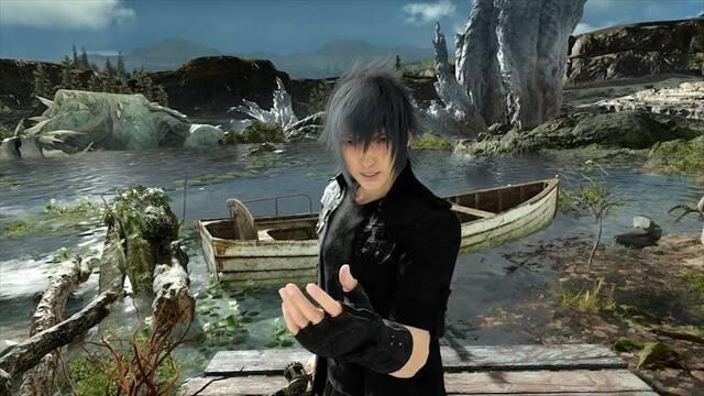 Square Enix anuncia Monster of the Deep: Final Fantasy XV