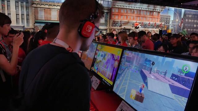 Vandal TV: Visitamos el stand de Nintendo en el E3 2017