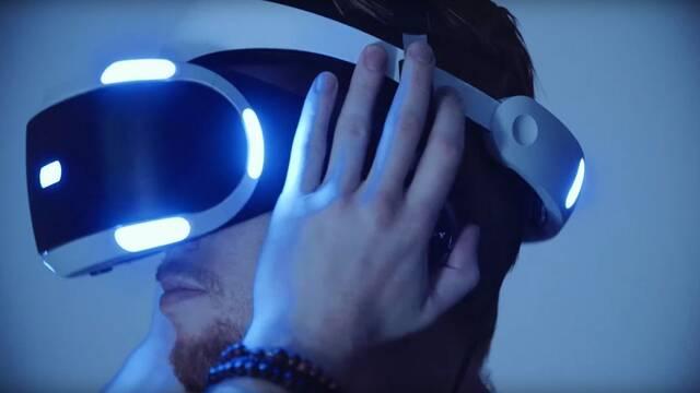 Sony: 'Estamos muy ilusionados con PlayStation VR'