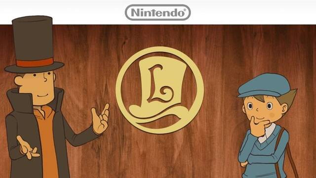 Level-5 trabaja en adaptar la saga del Profesor Layton a Switch
