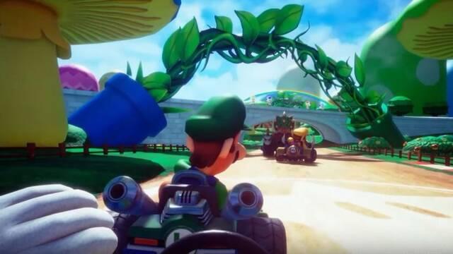 Mario Kart VR se vuelve realidad gracias a Bandai Namco