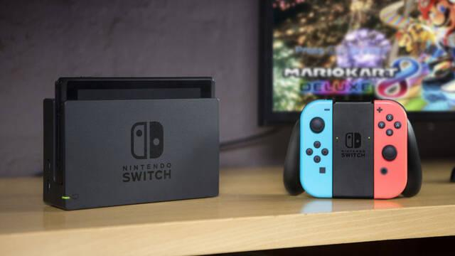 Nintendo trabaja para aumentar la producción de Switch