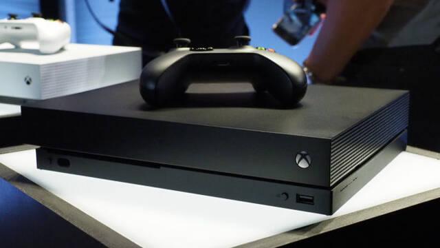 Xbox One X se venderá en pérdidas