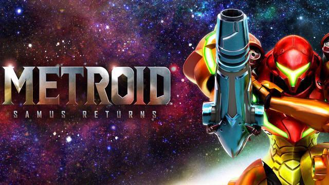 Nintendo habla sobre la saga Metroid