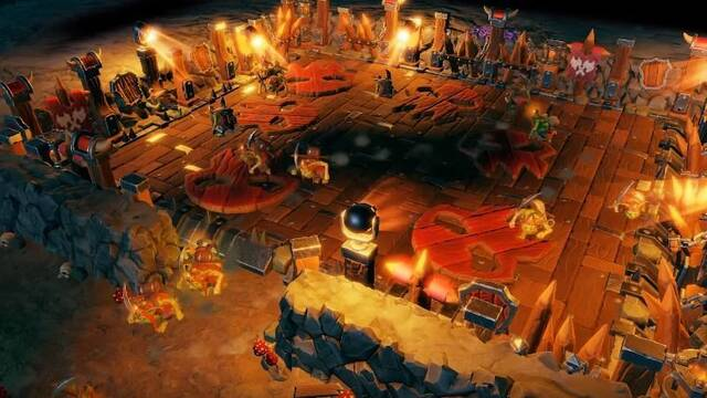 Dungeons 3 presenta su nuevo tráiler