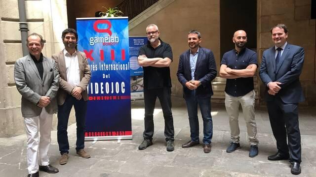 Gamelab 2017 presenta sus contenidos de forma definitiva
