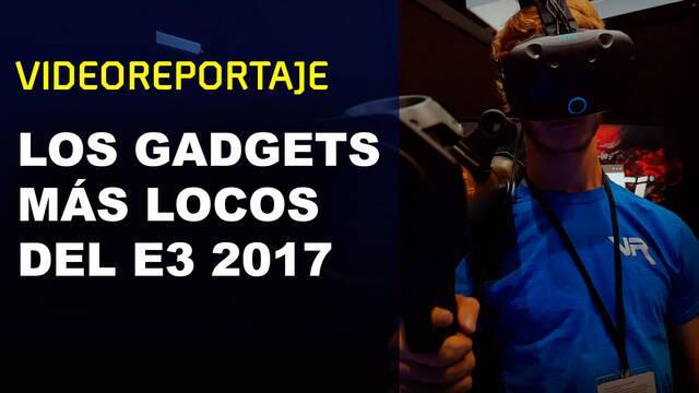 Vandal TV: Los gadgets más locos del E3 2017