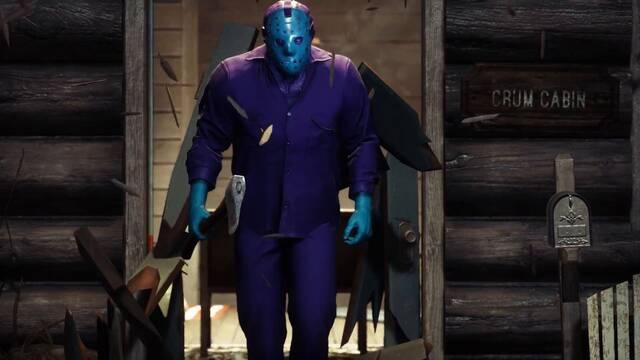 Friday the 13th: The Game se actualiza para ofrecer contenidos gratuitos