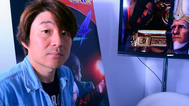 El director de Devil May Cry 4 asegura que su nuevo proyecto avanza bien