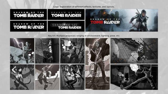 Se filtran supuestos materiales de Shadow of the Tomb Raider
