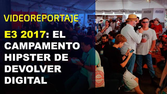 E3 2017: El campamento hipster de Devolver Digital