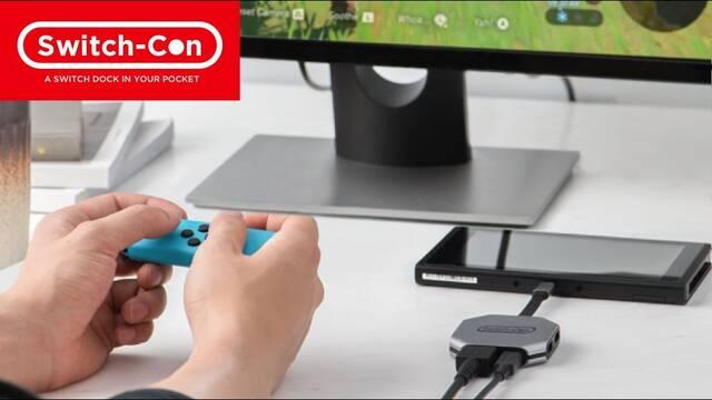 Un adaptador para conectar Switch a la TV sin el dock triunfa en Kickstarter