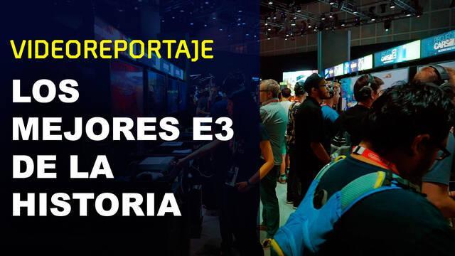 Los cinco mejores E3 de la historia