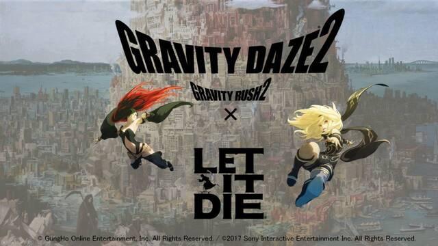 Gravity Rush 2 y Let It Die preparan una colaboración