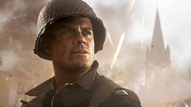 Se filtran nuevas imágenes de Call of Duty: WWII