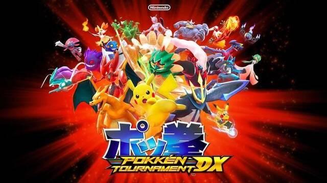 Pokkén Tournament DX estará presente en los torneos de Nintendo durante el E3