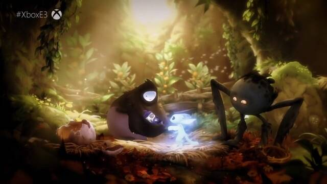 E3 2018: Ori and the Will of the Wisps confirmado para 2019