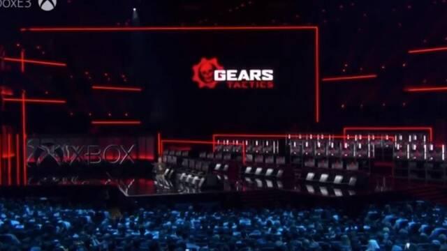 E3 2018: Anunciado Gears Tactics, estrategia dentro de Gears of War