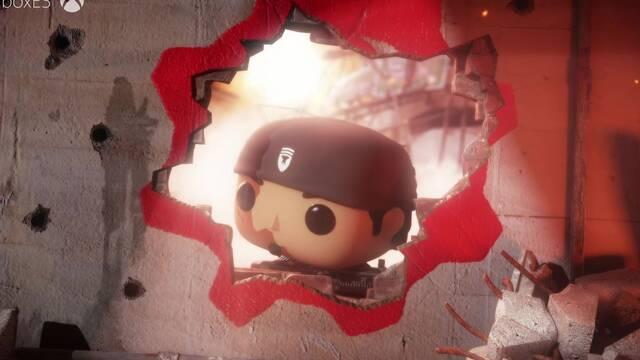 E3 2018: Microsoft anuncia Gears Pop; Gears en móviles a lo Funko