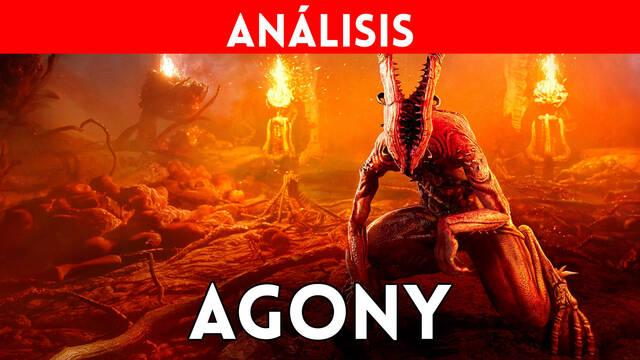 Analizamos en vídeo Agony