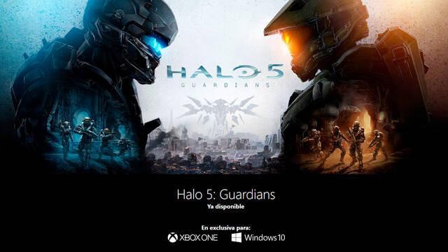 E3 2018: La web de Halo 5: Guardians menciona versión para Windows 10
