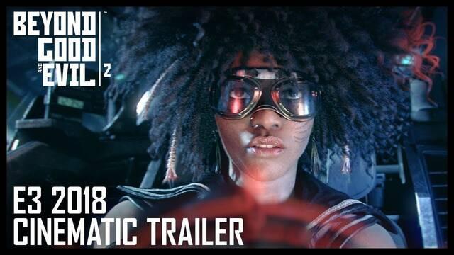 E3 2018: Nuevo tráiler de Beyond Good & Evil 2