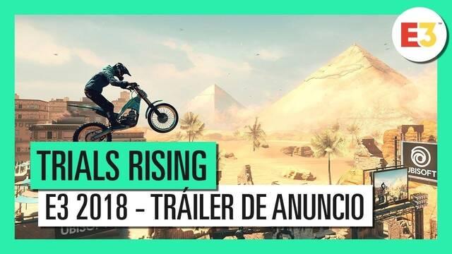 E3 2018: Ubisoft anuncia Trials Rising; llegará en febrero de 2019