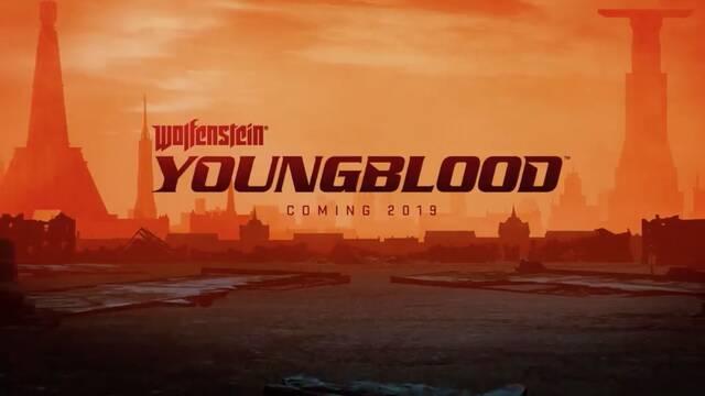 E3 2018: Anunciado Wolfenstein: Youngblood; acción cooperativa para 2019