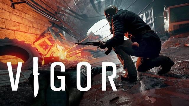 E3 2018: Así es Vigor, la lucha por la supervivencia de los creadores de DayZ