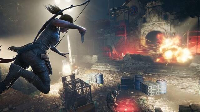 E3 2018: Vídeos 4K exclusivos de NVIDIA de Anthem y Shadow of the Tomb Raider