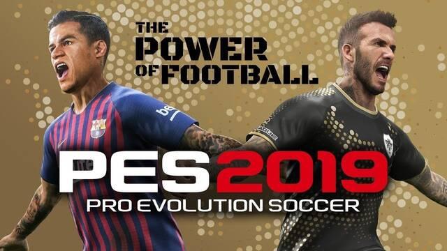 E3 2018: PES 2019 se deja ver en un nuevo tráiler