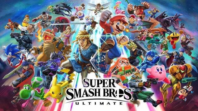 E3 2018: Super Smash Bros. Ultimate: 7 de diciembre y todos los personajes