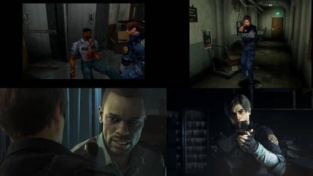E3 2018: Comparan Resident Evil 2 remake con el original 20 años después