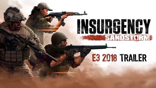 E3 2018: La acción de Insurgency: Sandstorm se deja ver en un nuevo vídeo