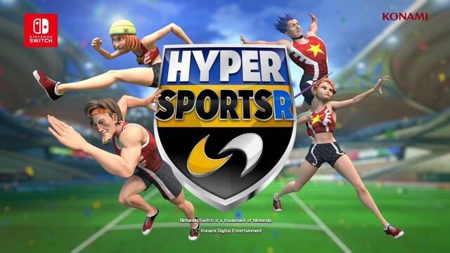 E3 2018: Saca al atleta que hay en ti con Hyper Sports R de Konami para Switch