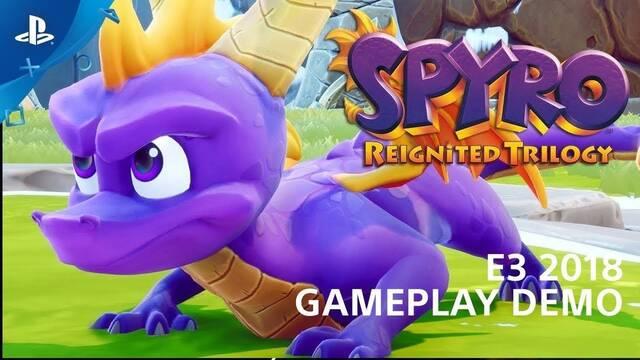 E3 2018: Spyro Reignited Trilogy detalla su jugabilidad en vídeo