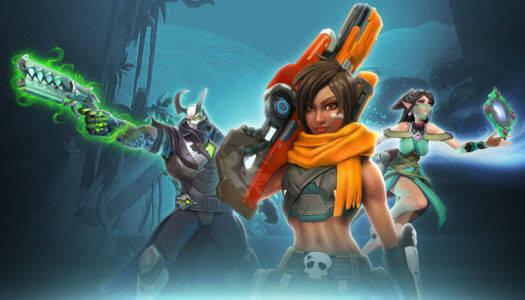 Clases disponibles en Realm Royale