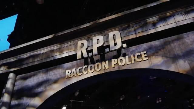 E3 2018: Así es la terrorífica zona del E3 de Resident Evil 2 Remake