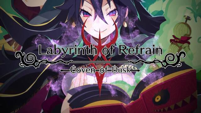E3 2018: Labyrinth of Refrain: Coven of Dusk estará disponible el 21 de septiembre