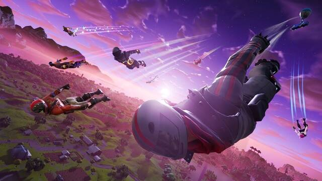 Fortnite apuesta por el competitivo con Fortnite World Cup 2019