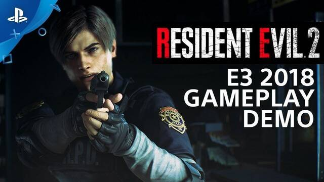 E3 2018: La jugabilidad de Resident Evil 2 Remake se muestra en vídeo