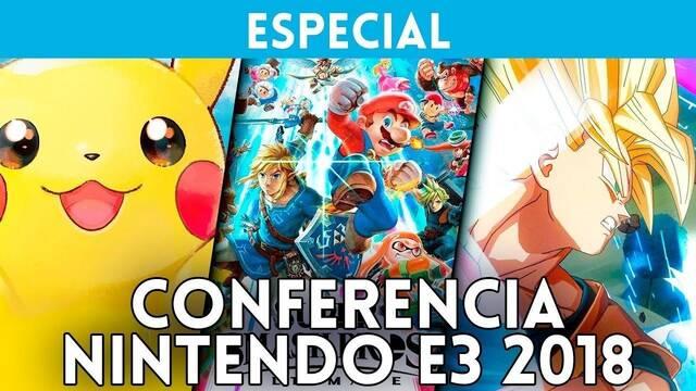 E3 2018: 'Nintendo ha demostrado que juega en su propia liga'