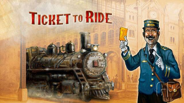 E3 2018: El popular juego de mesa Ticket to Ride llegará a PlayStation 4