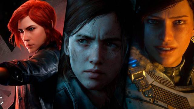 E3 2018: Todos los juegos protagonizados por personajes femeninos