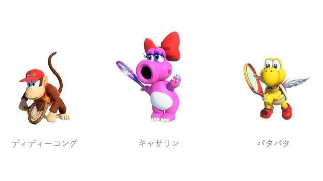 E3 2018: Mario Tennis Aces sumará a Birdo, Diddy Kong y Koopa Paratroopa