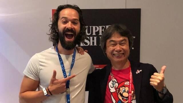 E3 2018: Neil Druckmann y Shigeru Miyamoto se han reunido en este E3 2018